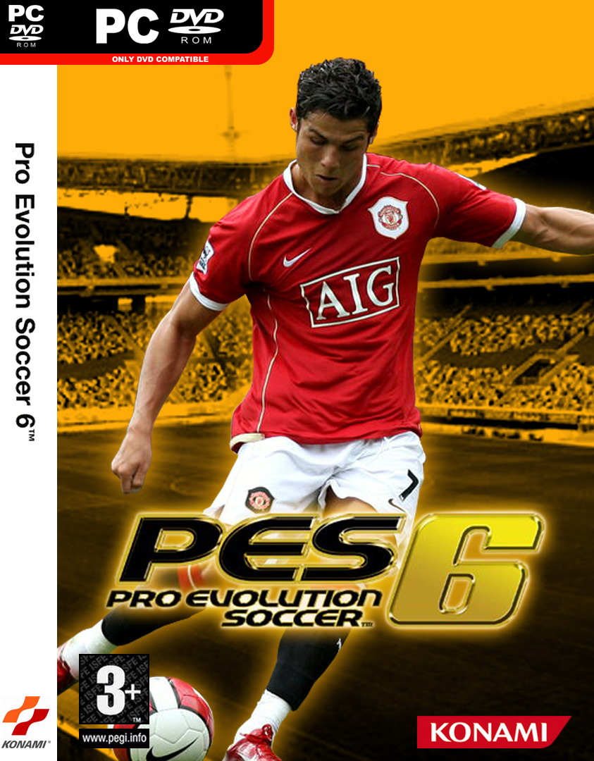 Telecharger Le Patch Complet du Pes 6